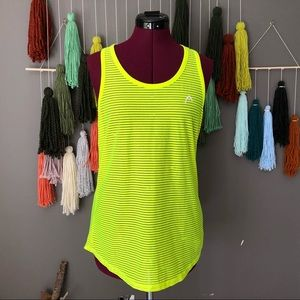 Head Sheer striped athletic tank